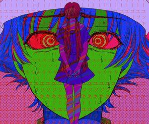 Image about art in Yuno 🔪 /Mirai Nikki 📱 by Prisa Aesthetic Art, Aesthetic Anime, Character Art, Character Design, Arte Obscura, Arte Sketchbook, Mirai Nikki, Cybergoth, Creepy Cute