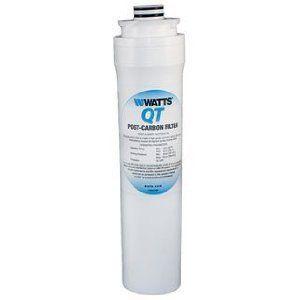Watts Wqtcgac 10 Quick Twist 10 Gac Cartridge Carbon Water Filter Filters Water Filter