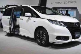 2020 Honda Odyssey Changes Honda Odyssey Honda Honda Odyssey Touring