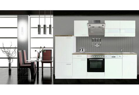 Optifit Küchenzeile ohne E-Geräte »Vigo«, Breite 270 cm Jetzt - küchenblock ohne e geräte