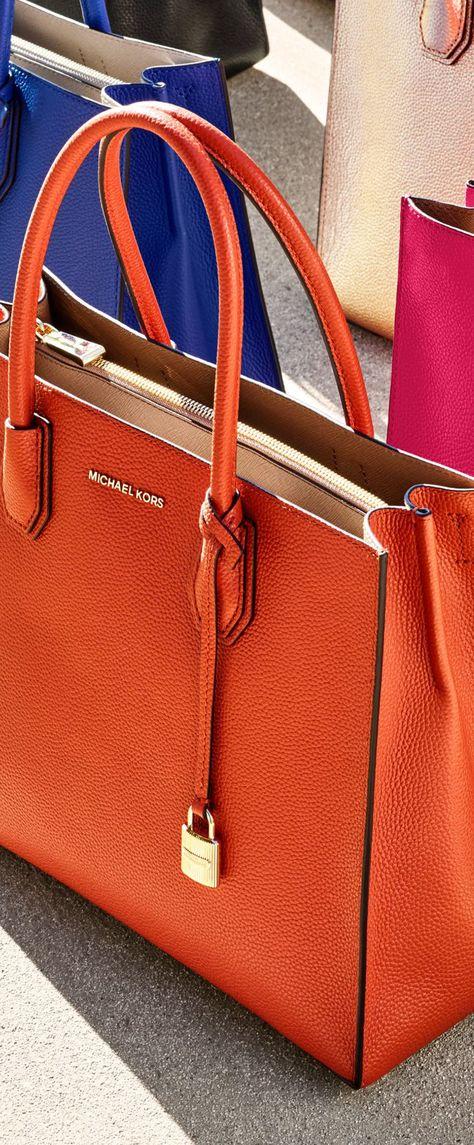 df754987c Designer Bags | Malas e acessórios | Bolsa michael kors, Bolsa laranja e  Bolsas