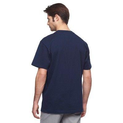 a23d887d1a14 Dickies Men's Cotton Heavyweight Short Sleeve Pocket Tee- Hunter Lincoln  Green Large, Hunter Green, Durable