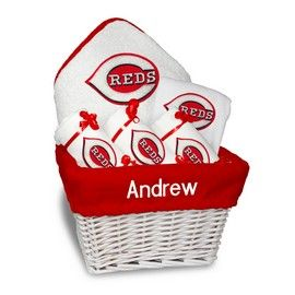 8 best cincinnati reds baby gifts images on pinterest 8 best cincinnati reds baby gifts images on pinterest personalized baby gifts kids gifts and bibs negle Choice Image