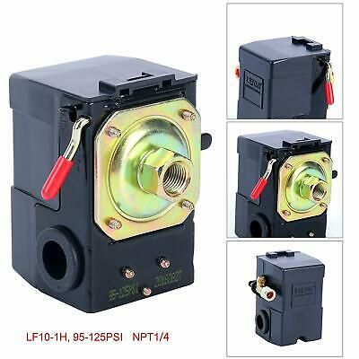 Details About Pressure Control Switch For Air Compressor 95 125psi