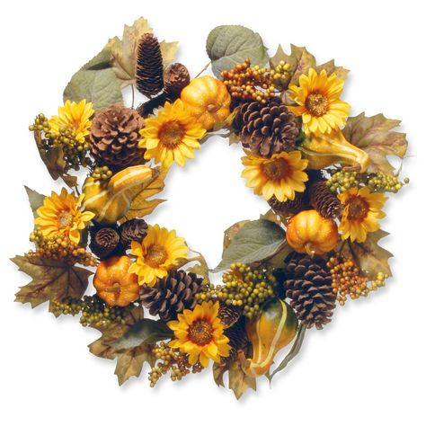 Deck the halls with this beautiful mixed arrangements artificial wreath from National Tree Company. Gender: unisex.