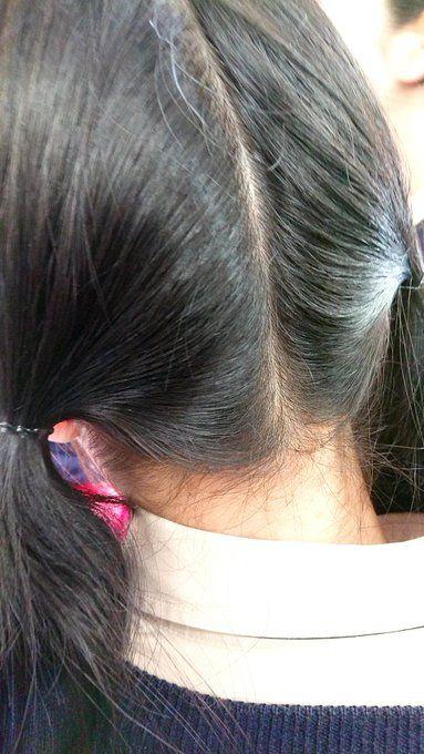 Hf Hfkskamisuki さん Twitter Silky Hair Straight Hairstyles Hair Styles