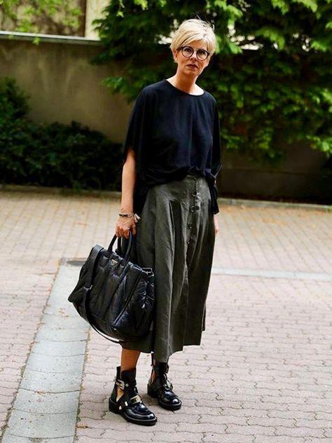 Women's Over 50 Fashion Picture Ideas - Unity Fashion