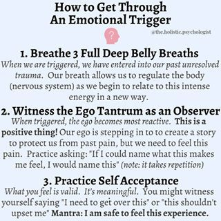 Pin By Steph On Life In 2020 Emotions Emotional Health Body