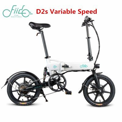 Fiido D2s Variable Speed Electric Bicycle 7 5ah 36v Aluminium