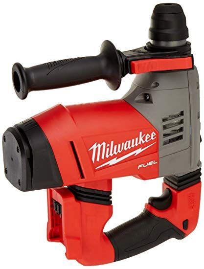 Milwaukee 2715 20 M18 Fuel 1 1 8 Sds Plus Rotary Hammer Review Milwaukee Rotary Fuel