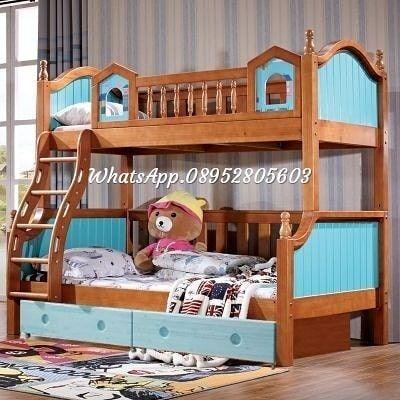 Open Order Tempat Tidur Anak Tingkat Silahkan Yang Mau Order Wiiiiih Sekarang Gak Perlu Bingun Bed Designs With Storage Bed Design Bed