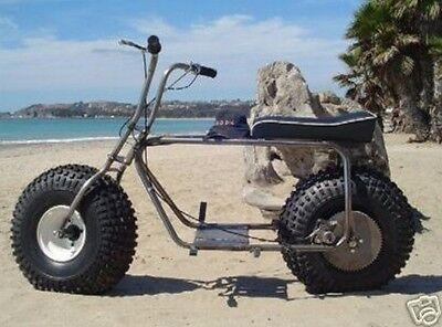 Missile Engineering Swingarm Mount Atc 250r Bigwheel Missile Bike Build Reverse Trike Mini Bike Trike