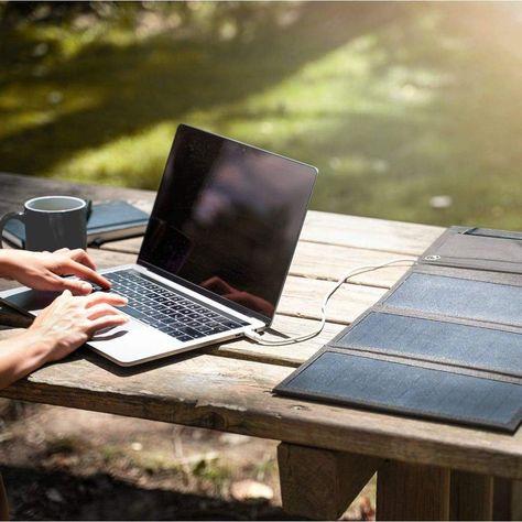 GoSun Solar Energy Portable Solar Panel and 144wh Power Bank