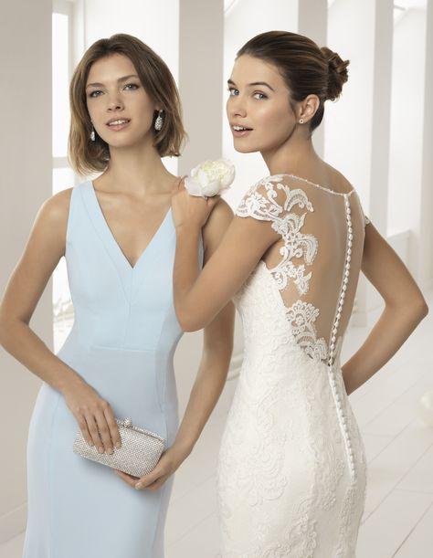 Robe Badir #collection 2018 #airebarcelona ! #robesdemariee #robes #wedding #weddingdress #dress #bridal #mariée #mariage