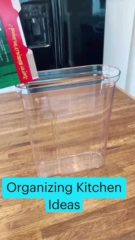Organizing Kitchen Cabinets and Drawers.