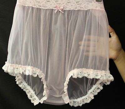 Vintage Panties Chiffon Gif