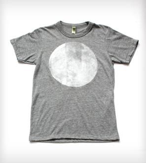 Unisex Full Moon Tee by CAIRO available at Scoutmob now.