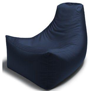 Terrific Canvas Bean Bag Chair Navy Pillowfort Machost Co Dining Chair Design Ideas Machostcouk
