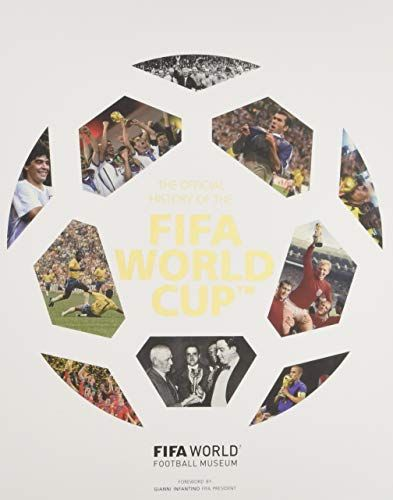 Pdf The Official History Of The Fifa World Cup Ebook Download Free Epub Mobi Ebooks Fifa World Cup Newspaper Design Fifa