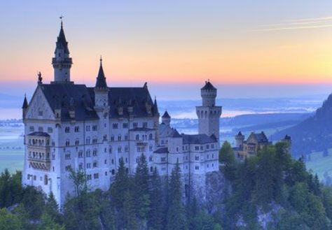 Hohenschwangau | Classic Trips: Driving Germany's Romantic Road | Europe Itineraries | Fodor's Travel Guides  #travelcompanion #germany #germany #romantic #road