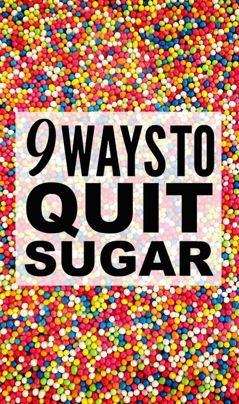 9 Ways to Cut Out Sugar from Your Diet (And Lose Weight Quick!)