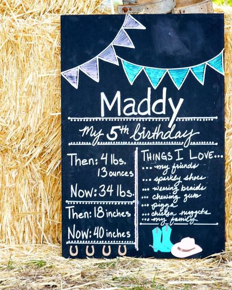 Little Big Company | The Blog: A Vintage Cowboy and Cowgirl Western Themed party for five year old Twins by Jackie from Jack and Kate