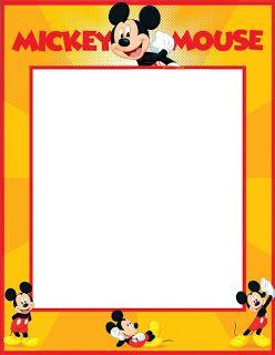 Con Personajes De Disney Okul