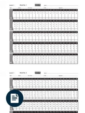 1st Level Practice Sheet | Abacus math, Mathematics, Math ...