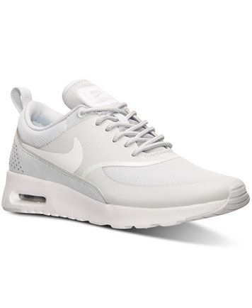 buy online 0e7e1 bf62a Nike Women s Air Max Thea Running Sneakers from Finish Line   macys.com