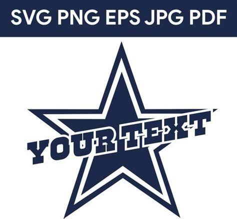 Dallas Cowboys Logo Vector Free