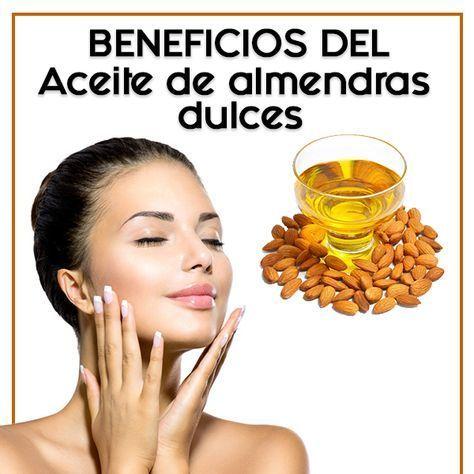Propiedades Del Aceite De Almendras Dulces Almond Oil Benefits Almond Oil Benefits Oils For Skin Simple Skincare