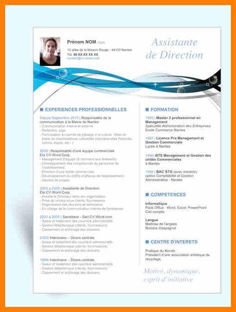 11 Exemple De Cv Suisse Exemple Motivation Cv Lebenslauf Lebenslauf Haba