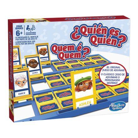 Juego Quién Es Quién Hasbro In Www Elcorteingles Es Latino Megastore Online Juegos De Adivinanzas Juegos Divertidos Para Niñas Juego Quien Soy