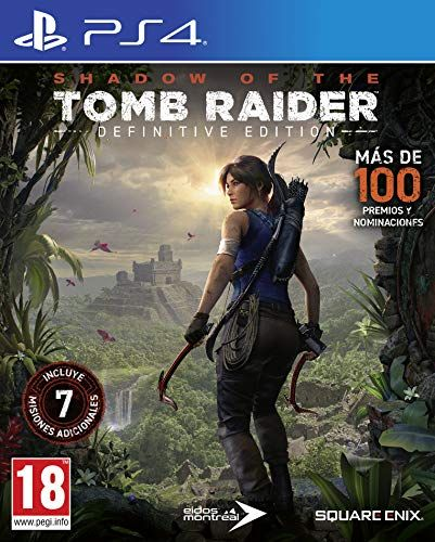 Shadow Of The Tomb Raider Definitive Edition With Images Tomb