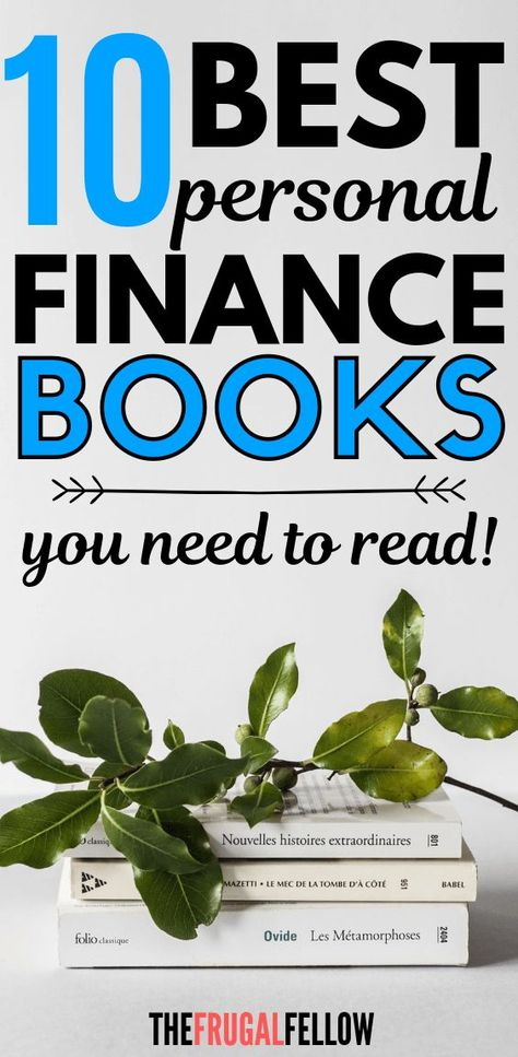 11 Best Personal Finance Books of All Time - The Frugal Fellow