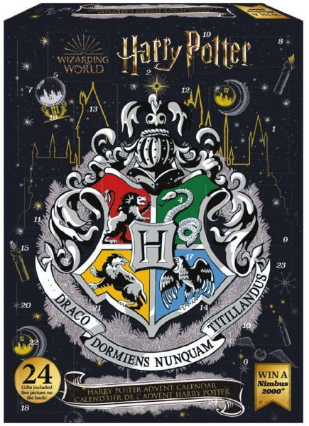 Harry Potter Christmas In The Wizarding World 2020 Advent Calendar Merchoid Harry Potter Advent Calendar Wizarding World Harry Potter