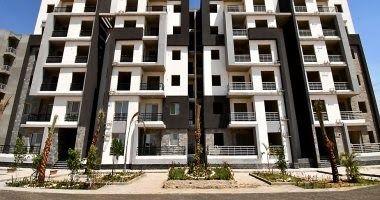 يستأنف جهاز مدينة الشيخ زايد تسليم وحدات مشروع Janna للإسكان الفاخر للحاجزين حيث من المقرر تسليم وحدات العمارة رقم Building Multi Story Building Structures