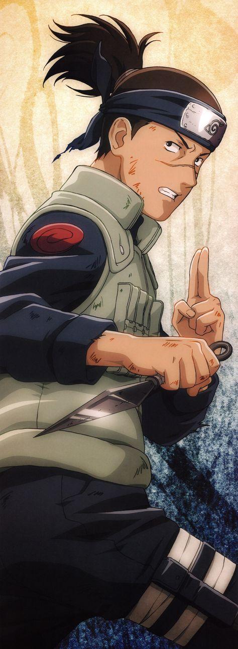 HD wallpaper: Naruto Shippuuden, Umino Iruka, transportation, mode of transportation