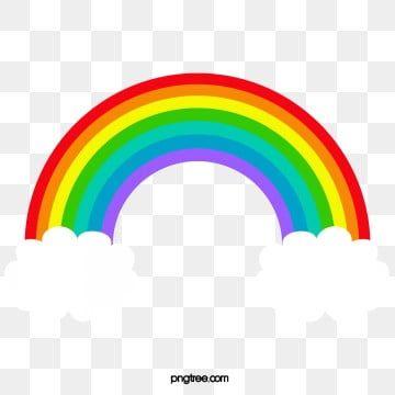 Ruchnoj Png Vektory Psd I Png Dlya Besplatnoj Zagruzki Pngtree Rainbow Png Rainbow Cartoon Rainbow Clipart