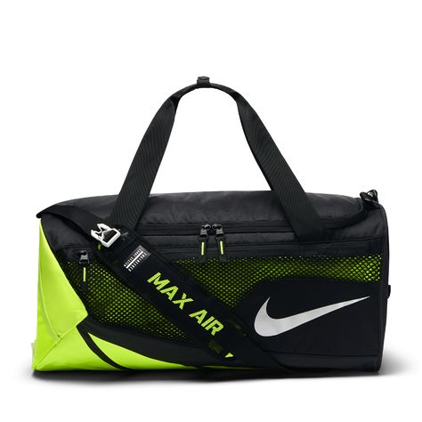 Nike Vapor Max Air 2.0 (Medium) Duffel Bag (Black
