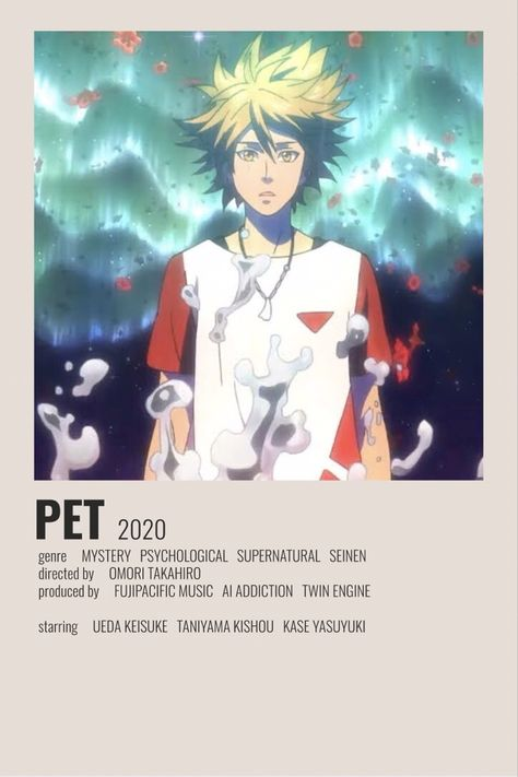 Pet minimalist poster