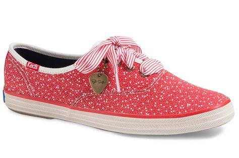zapatos keds originales cuero rosado
