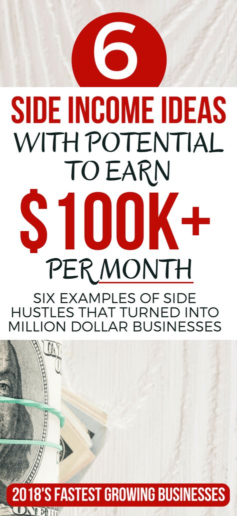 6 Examples of Million Dollar Home Based Businesses