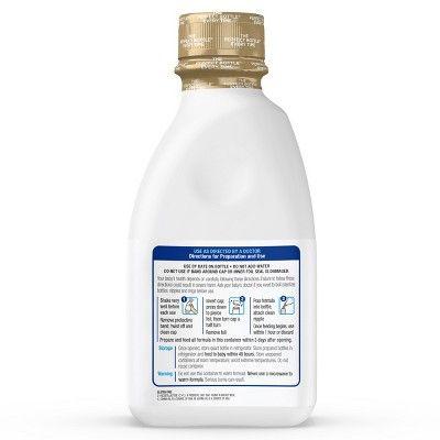 Similac Pro Sensitive Non Gmo Infant Formula With Iron Ready To Feed 32 Fl Oz Baby Formula Similac Human Milk
