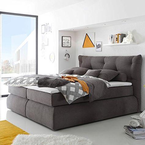 Boxspringbett  - schlafzimmer mit boxspringbetten schlafkultur und schlafkomfort