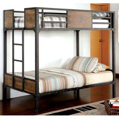 Lakeway Bunk Bed Size Twin Twin Metal Bunk Beds Twin Bunk Beds Bunk Beds With Stairs