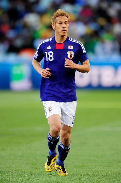 Keisuke Honda Photos Photos Japan V Cameroon Group E 2010 Fifa World Cup Fifa World Cup Fifa World Cup