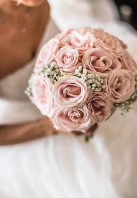 Bouquet Sposa Primavera.Bouquet Da Sposa Di Primavera La Fata Madrina Alessandra
