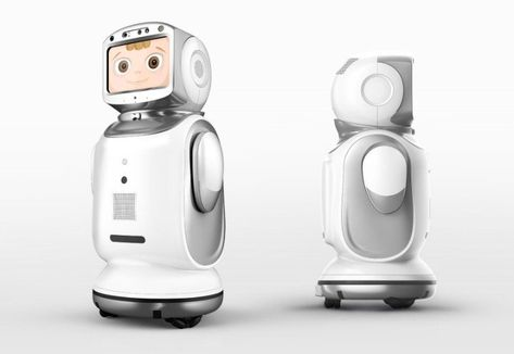 Sanbot Nano - Smart Robot designed for all your smarthome needs