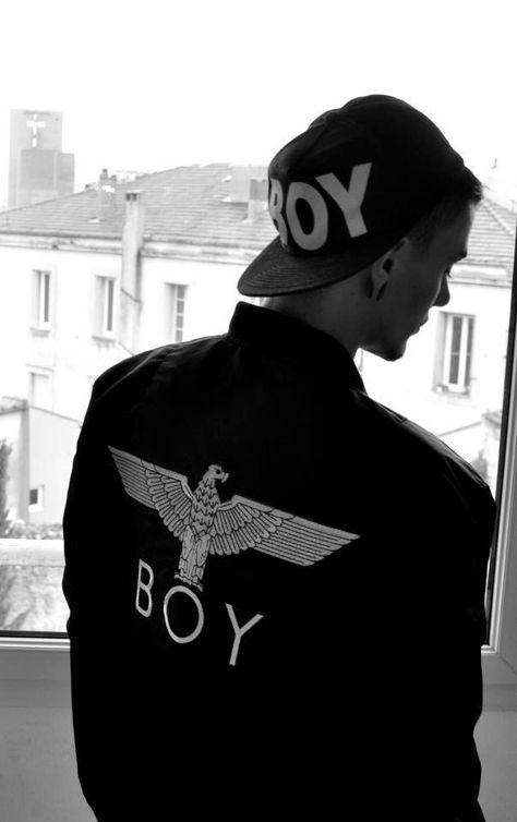 Boy London / Street Style / Infamous